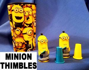 Official Licensed Minion Magic Trick